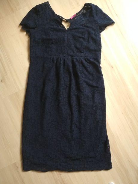 Sukienka ciążowa, do karmienia, elegancka Happy Mum