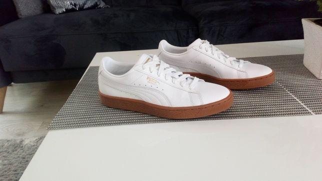 Nowe trampki na platformie buty puma basket 37,5 cm