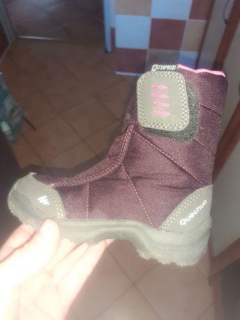 Sprzedam buty zimowe rozm 25