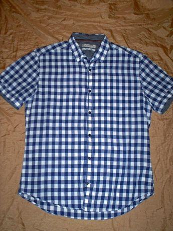 Бренд Esprit летняя треккинговая рубашка шведка-оригинал