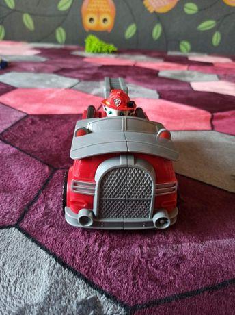 Marshall psi patrol pojazd rozkładany