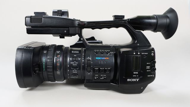 Sprzedam kamera Sony EX1R