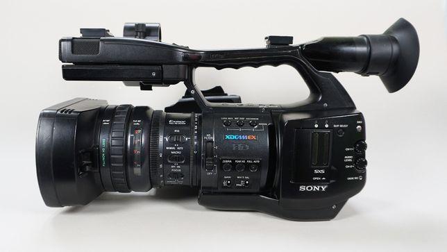 Kamera Sony EX1R + walizka + sterowanie