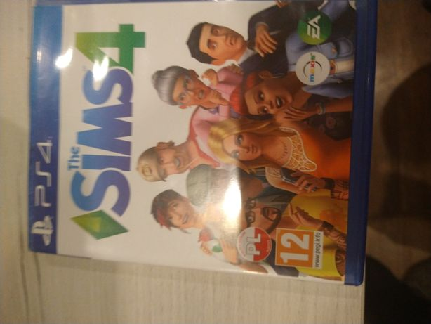 The  Sims 4 ps 4
