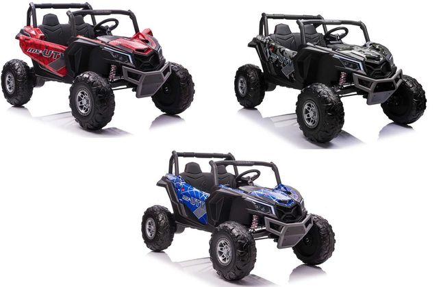 Buggy UTV-MX Spider Lakier Samochód elektryczny dla dzieci