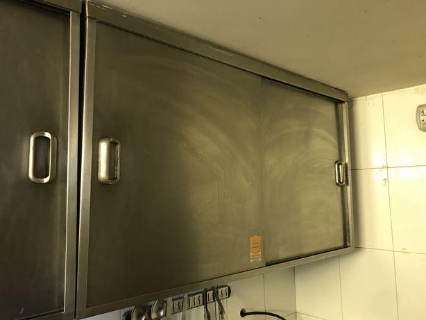 Armarios de arrumação cozinha - Restaurante