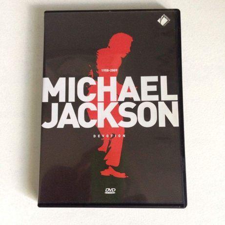 DVD Michael Jackson Devotion