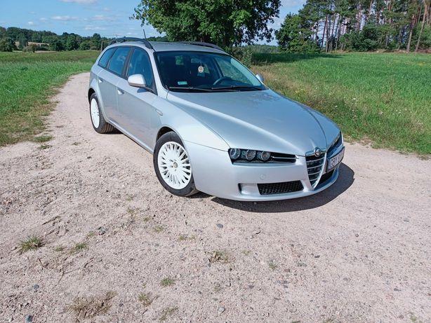 Alfa Romeo 159 1.9 JTDm 8v 2008r