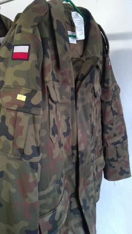 Wojskowa kurtka bechatka 130/mon wz93