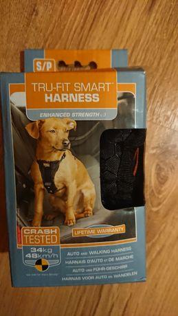 Szelki bezpieczeństwa dla psa Kurgo roz.S,nowe