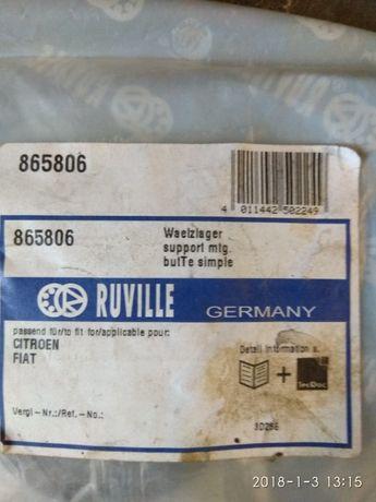 Продам опорний підшипник Ruville переднього амортизатора, Fiat .