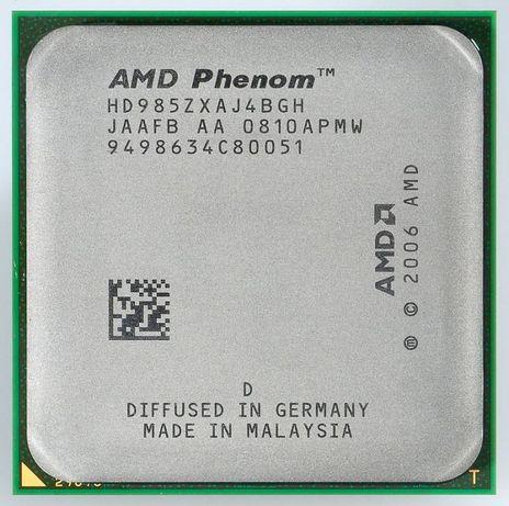 phenom X4 9650 2,3 GHz