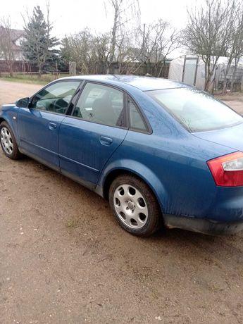 Audi a4 b6 1.9tdi 2001r
