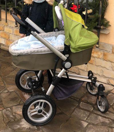 Візок дитячий прогулка люлька
