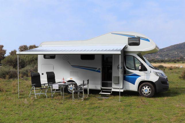 Październik - Wynajem camper KNAUS 6-osób wypożyczalnia kamper