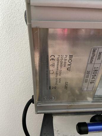Acessorios para aquario Lampada Filtro limpeza