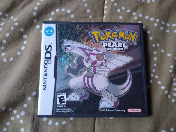 Pokémon Pearl para Nintendo DS