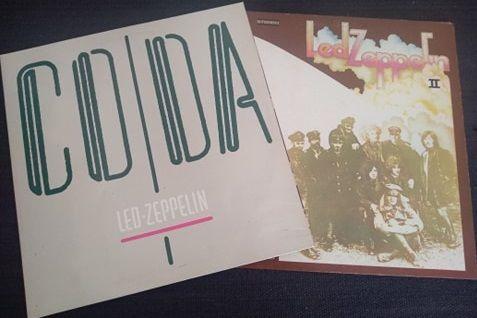 Led Zeppelin (2 LPS)
