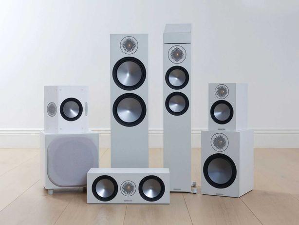 Monitor audio bronze 100 / 200 / 500 odsłuch/Wysyłka Gratis/ Negocjuj!