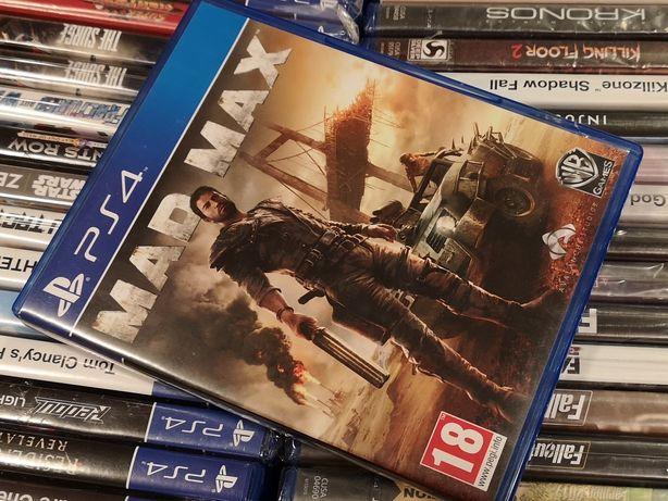 Mad Max PL PS4 (możliwość wymiany) sklep