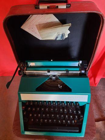 Печатная машинка 1979г.