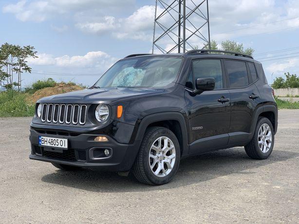 Продам Jeep Renegad Latitude