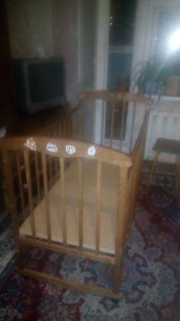 Дитяче ліжечко для дитини виробництво Україна