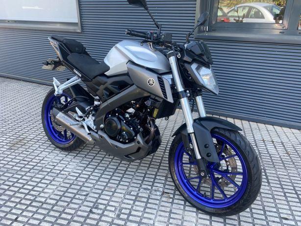 Yamaha MT-125 _Akrapovic_2014