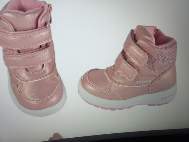 Buty zimowe dla dziewczynki rozmiar 26