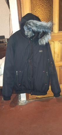 "Теплая куртка ""Man's Wear""."