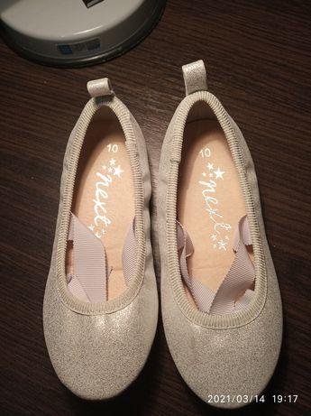 Дитячі туфельки фірми Next