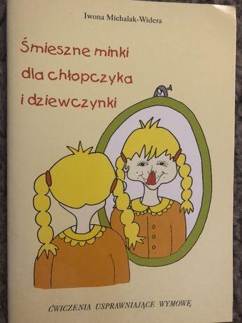 Śmieszne minki dla chłopczyka i dziewczynki Iwona Michalak