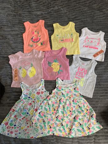 Вещи для девчушки Primark (3-6мес)