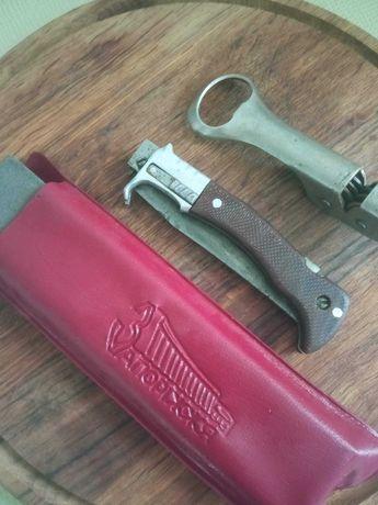 Точильный камень точилка для ножей открывалка СССР итк