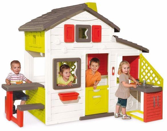 Скидка! Игровой домик с кухней Smoby 810200