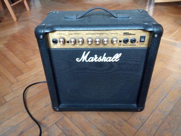 Wzmacniacz gitarowy Marshall MG15CDR 15W