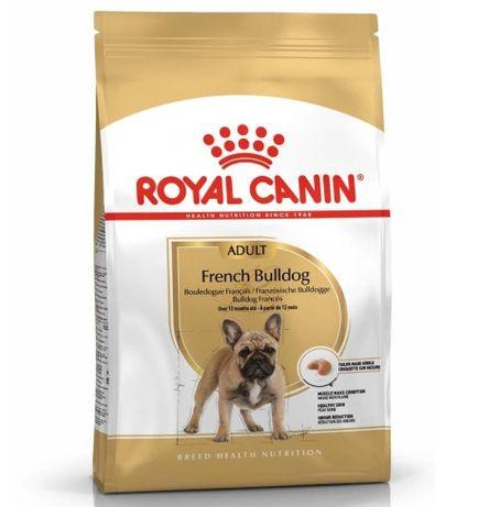 Royal Canin French Buldog Bulldog Adult 9kg