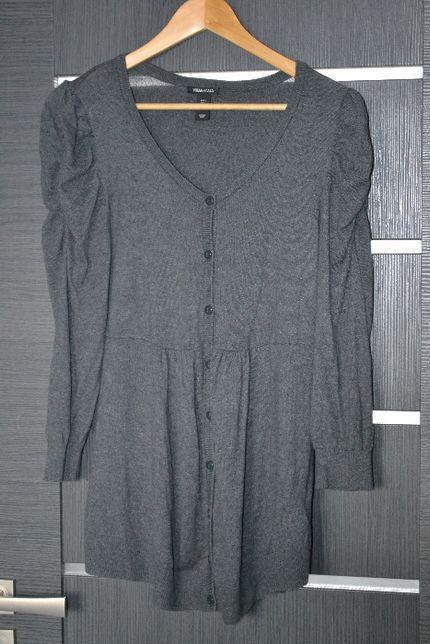 Sweter rozpinany ciążowy H&M Mama - L