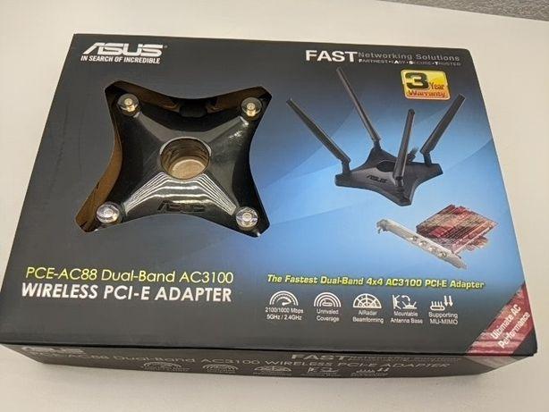 WiFi-адаптер ASUS PCE-AC88  Абсолютно новый.