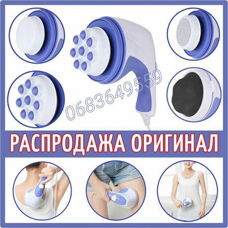 Массажер Relax Tone ручной ВИБРОМАССАЖЕР для тела электромассажер лица