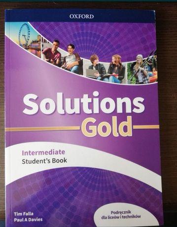 Solutions Gold intermediate testy książka nauczyciela