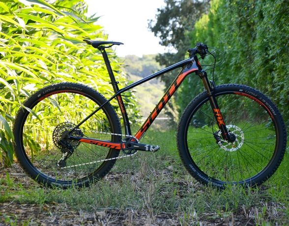 Scott Scale 925 (Rara) 2019 Carbono 10,5kg