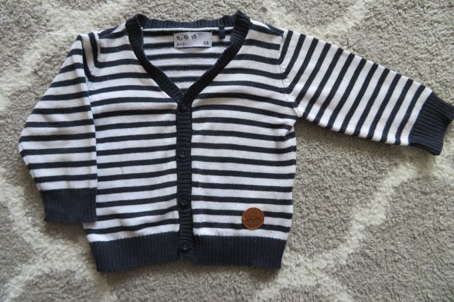 Sweterek niemowlęcy 5.10.15. Rozm. 68