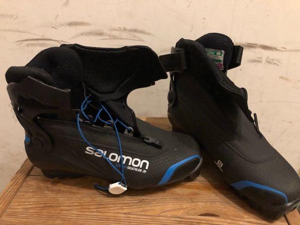Buty narciarskie Salomon S/Race Skiathlon jr - rozmiar 38 2/3