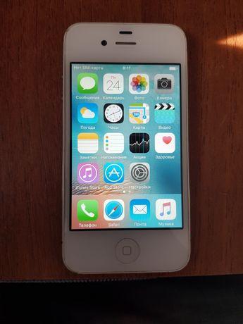 Apple Iphone S4 16Gb. Білий