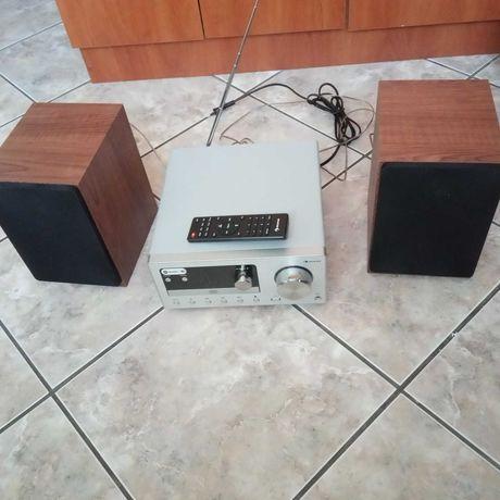 zestaw stereo maks. 80 W radio FM/internet/DAB+ odtwarzacz CD
