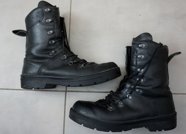Buty wojskowe 43 skórzane militarne