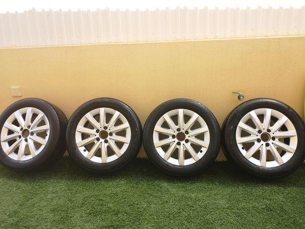 Jantes originais Mercedes b200  205/55r16