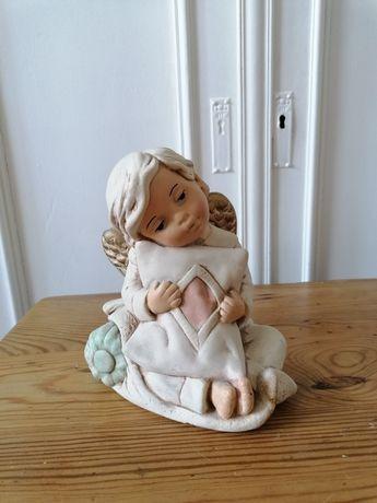 Anioł dziecko poduszka dla dziewczynki chrzest komunia wesele kolekcja