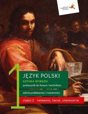 """Podręczniki do języka polskiego """"Sztuka wyrazu"""""""